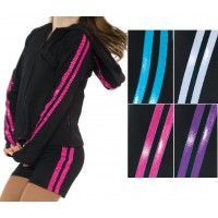 Veste de patinage HOLO STRIPE