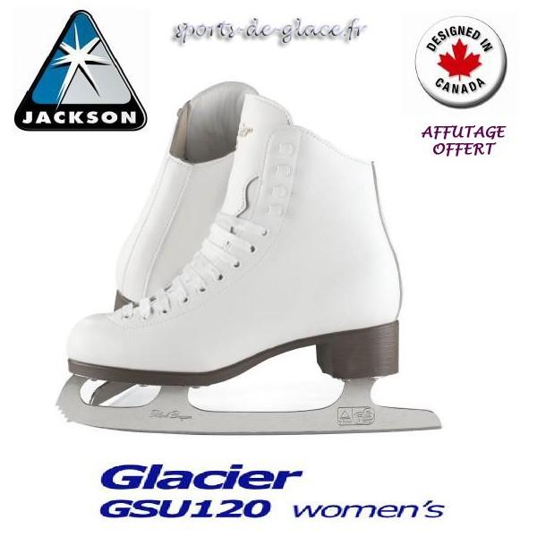 patins glace jackson glacier 120 sports de. Black Bedroom Furniture Sets. Home Design Ideas