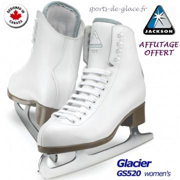 patins glace jackson glacier 520 sports de. Black Bedroom Furniture Sets. Home Design Ideas