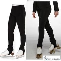 Fleece Stirrup skating pants