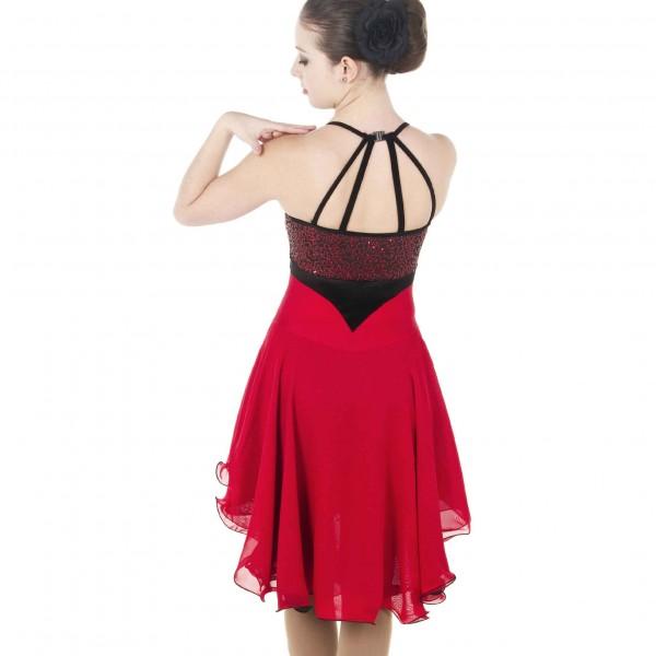 Robe De Danse Rouge