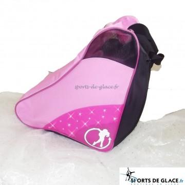 sac à patins ou rollers à strass