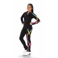 Veste de patinage Rainbow Ribbon