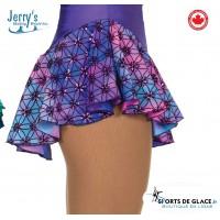 Jupe Jerry's tie-dye pailletée