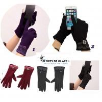 Elegant Women Touch Screen Gloves
