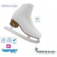 Risport Elektra ice skates with MK blades