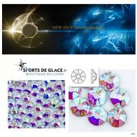 Hotfix High Quality Crystal AB rhinestones