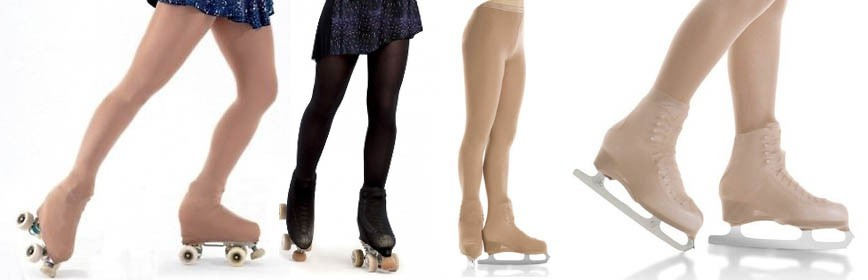 collants couvre patins