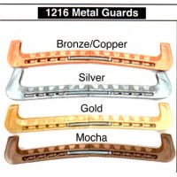 Protège lames métallisés