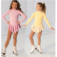 Tunique de patinage Fleece with flair 4/6 ans