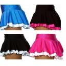 Lycra Double Skirts