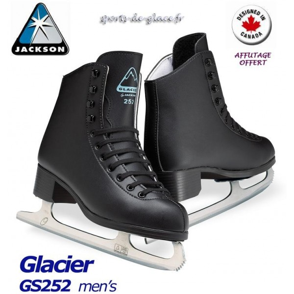 patins glace jackson glacier 252 sports de glace france. Black Bedroom Furniture Sets. Home Design Ideas