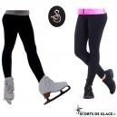 Sagester sports fleece leggings