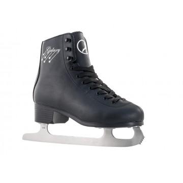 Black figure skates for begginers