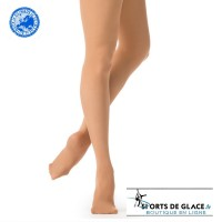 collants de sport microfibre naturel