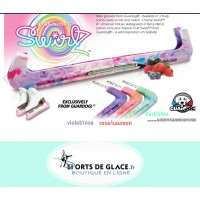Guardog SwirlZ ice skates guards