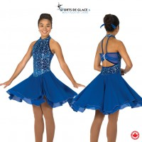 Dance the Blues Dress