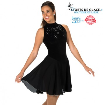 Crystal ice Dance Dress by Jerry's