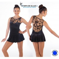 Robe patinage roller artistique Tatoo