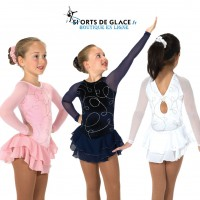 Robe de patinage enfant In the Loop