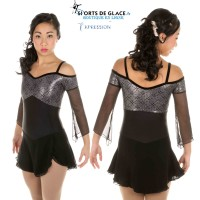 Robe de patinage Elegancia