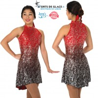 Robe de patinage Warrior Princess