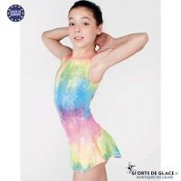 Robe lycra Rainbow