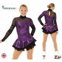 Robe de patinage Mondor Cabaret