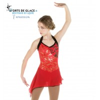 Robe de patinage Royal Tango