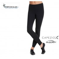 Legging supplex noir Capezio