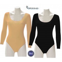 BAsic long sleeves leotard
