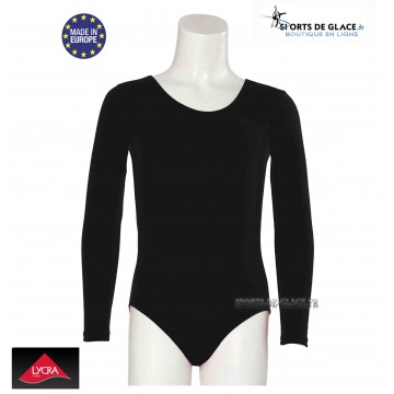 Body lycra manches longues