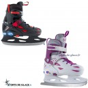 Light up skates