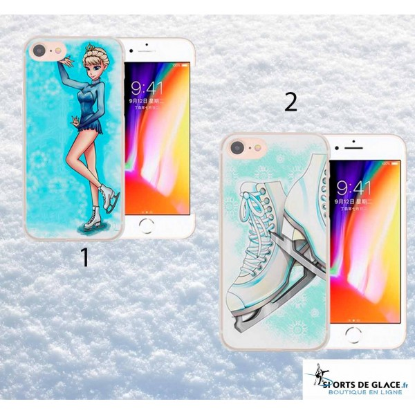 coque iphone 6s iphone 7 patinage