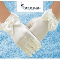 gants satinés enfant