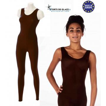Académique danse couleur marron - SPORTS DE GLACE France 6a29c76ffff8