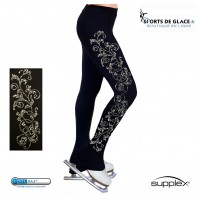 Pantalon de patinage Supplex rhinestuds