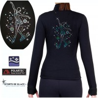 Veste de patinage polaire Holo design
