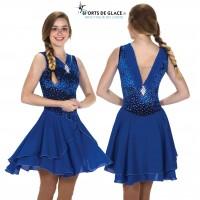 Tunique de danse Blue Royalty