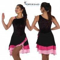 Midnight Mambo ice dance dress