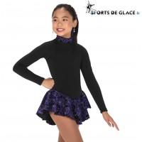 Jerryskate Black Finest Fleece Dress