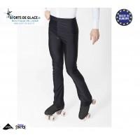 Pantalon de patinage garçon Lycra