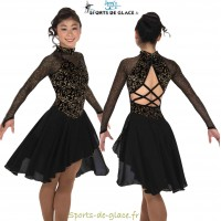 Twenty-Four Carat Dance Dress