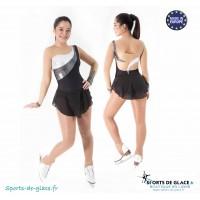 Trio Ice Roller skating dress