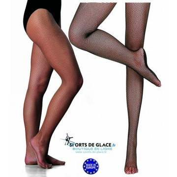 d292c32d5 Black Pro Fishnet Tights - SPORTS DE GLACE France