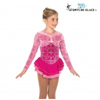 Tunique de patinage Rembrandt Rose