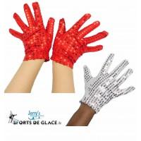 gants enfant à sequins jazzy