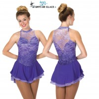 Tenue de patinage Lace on Lilacs
