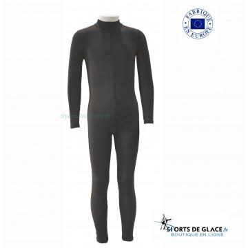 Academique Noir Manches longues - SPORTS DE GLACE France 9a72c50ff0c2
