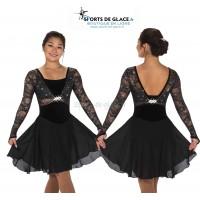 Robe de Danse Tiara noire